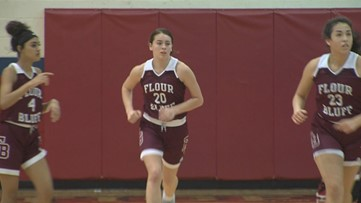 Athlete of the Week: Flour Bluff's Gloria Geurin