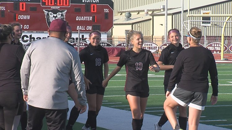 Calallen girls soccer team advances to the 4A State Championship