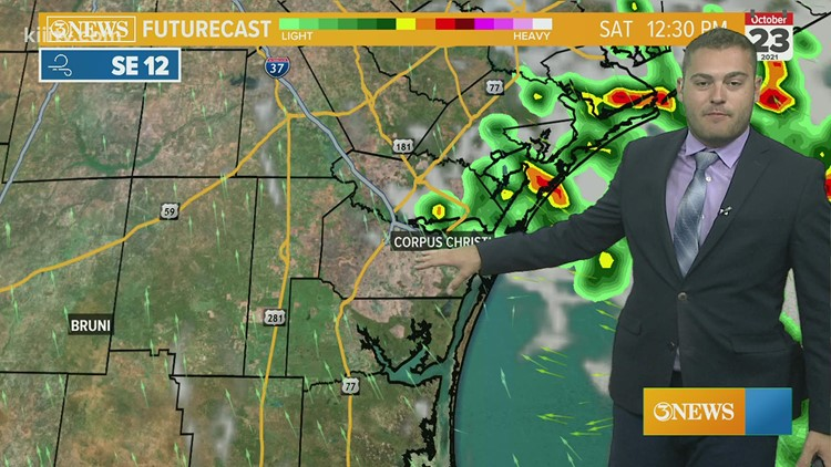 FORECAST: Partly cloudy, warm and humid conditions continue into Sunday