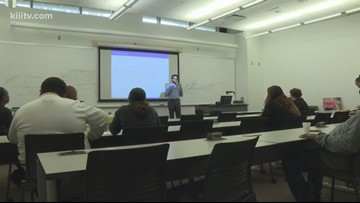 TAMUCC hosts open discussion on race and the law