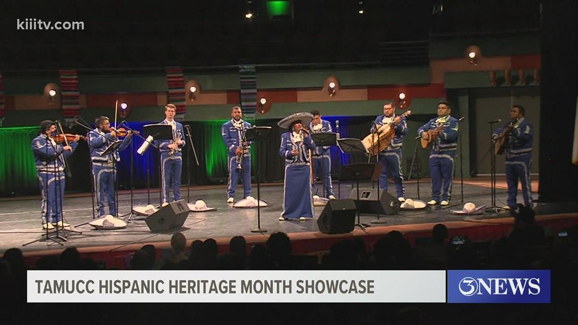 TAMUCC Hispanic Heritage Month showcase