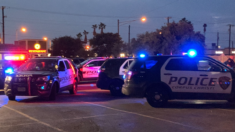 2 people shot with same bullet on South Padre Island Drive, police say