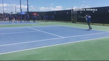 Islanders Men's Tennis wins 2019 Southland Conference Tournament - 3Sports