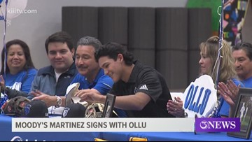 Moody's Martinez to play with his brother at OLLU - 3Sports