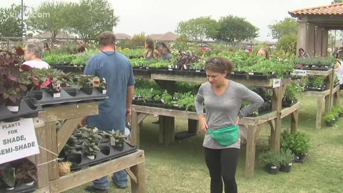 Big Bloom preps for big crowds; despite possible stormy conditions