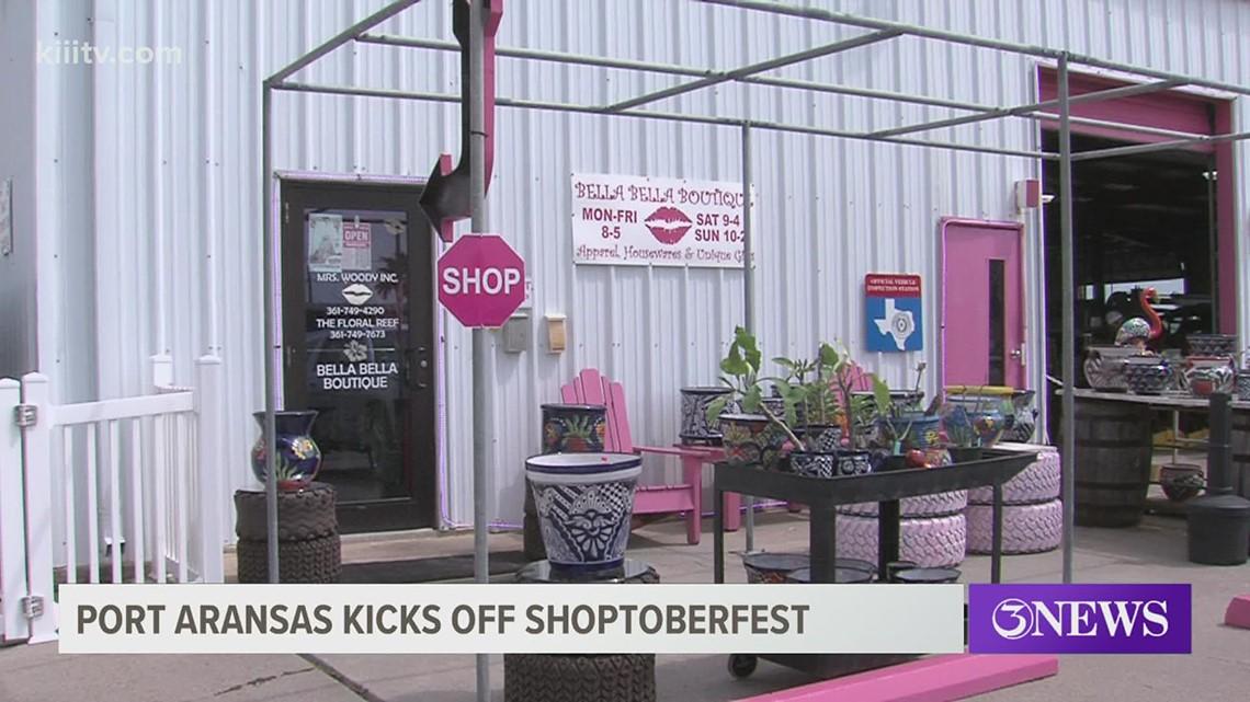 Port Aransas faces worker shortage as 'Shoptoberfest' approaches
