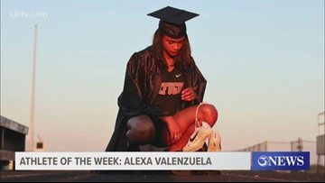 Athlete of the Week: Refugio's Alexa Valenzuela - 3Sports