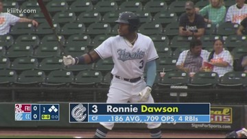 Hooks bust out the brooms against Frisco - 3Sports