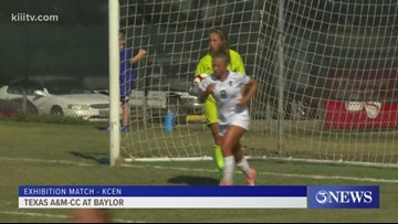 Islanders soccer wins exhibition opener at Baylor - 3Sports