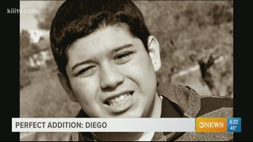 Perfect Addition: Diego is looking for a loving home