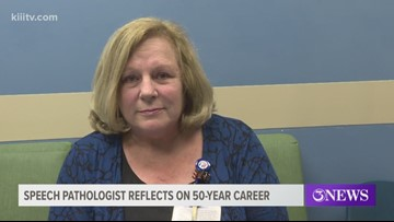 Driscoll Children's Hospital employee reflects on 50-year career