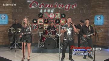 Domingo Live: Ilyann, Super Sueno