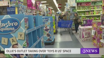 New Store Coming to Old Toys 'R' Us