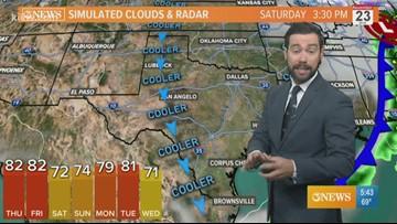 Alan Holt KIII South Texas Weather Forecast 11-21-2019