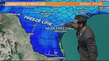 Alan Holt KIII South Texas Weather Forecast 01-15-2019