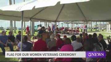 Event honors women veterans