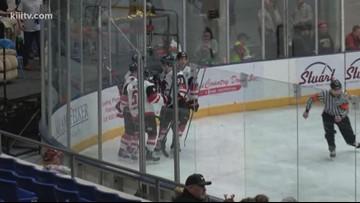 IceRays score seven in win over Jackalopes