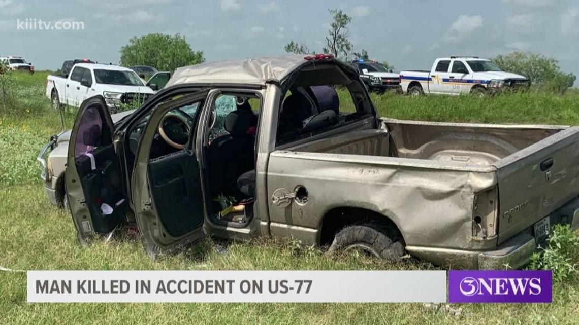 Texas DPS Investigates Fatal Crash In Kenedy County