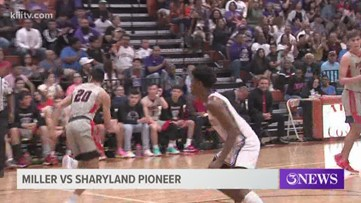 Miller boys fall to Sharyland Pioneer in Area Round