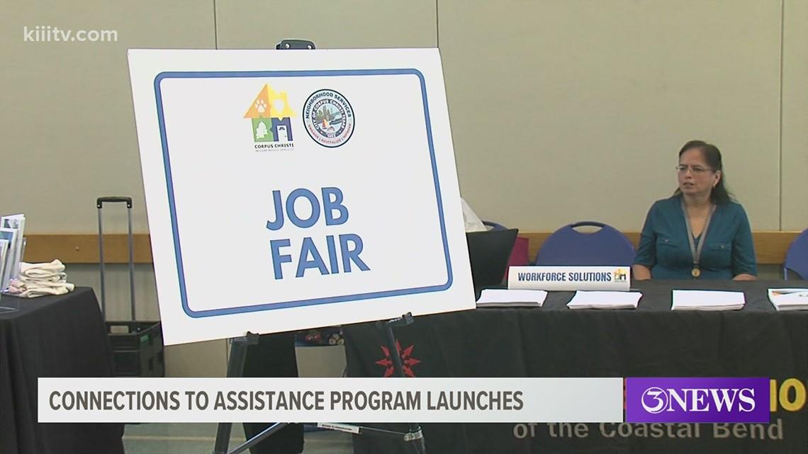 Corpus Christi Neighborhood Services Department hosts first community event