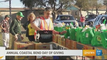 Annual Coastal Bend Day of Giving