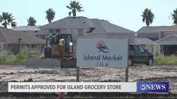 Padre Island residents getting an IGA Market