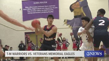Vets out runs T-M, plus scores from Monday night's boys basketball Bi-District