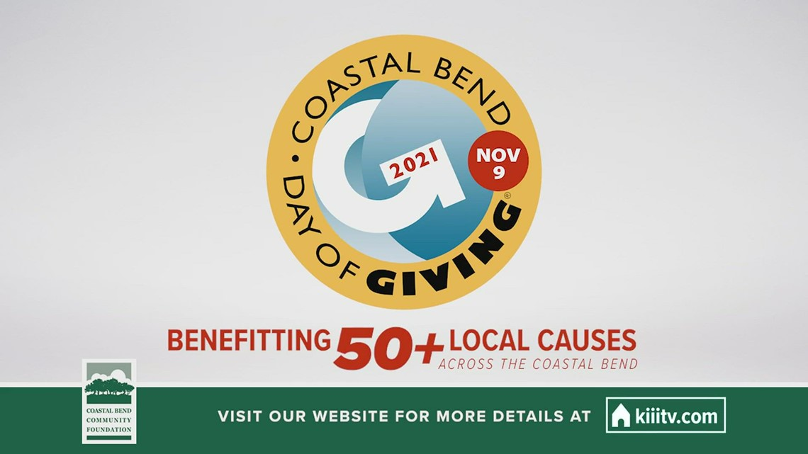Coastal Bend Day of Giving 2021