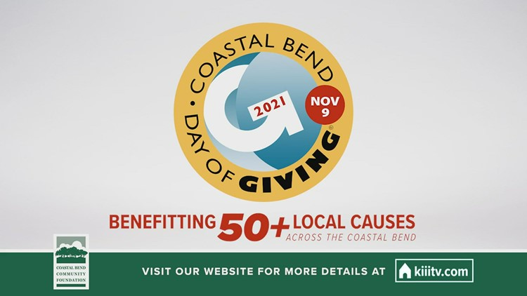 Support area nonprofits on the Coastal Bend Day of Giving!