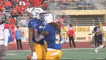Javelinas dominate Sul Ross for first win of 2019