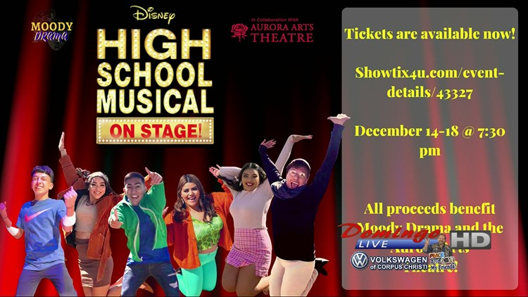 Domingo Live: Moody High School Drama