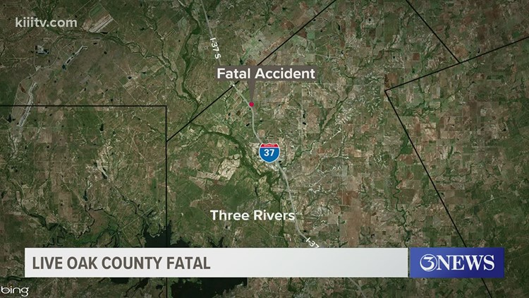 DPS: One man dead after  fatal crash in Live Oak County Saturday morning