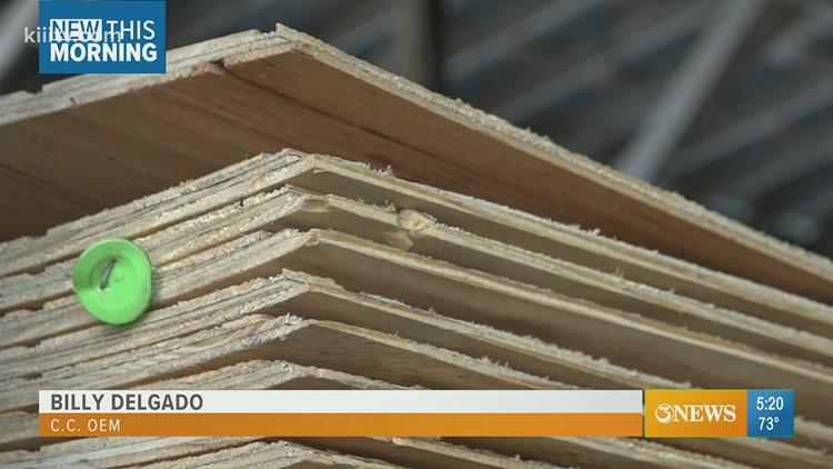 Lumber shortage could impact hurricane preparedness
