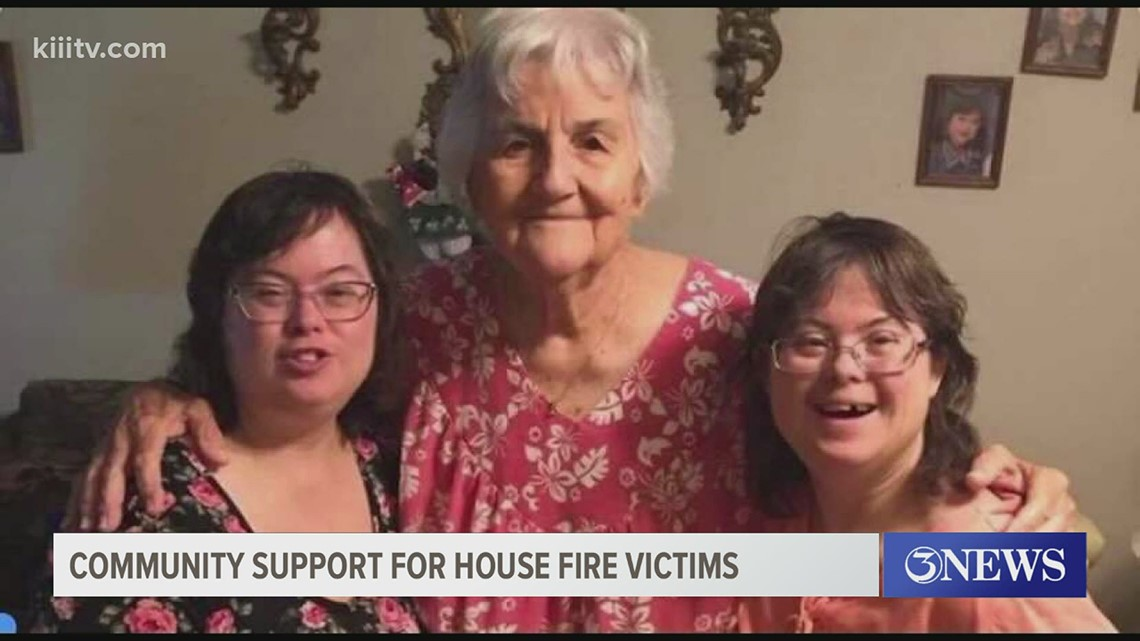 Community support pouring in for local family who lost home to house fire this week