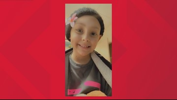 9-year-old CCISD student, Neveyah Reyes, passes away after her battle with leukemia