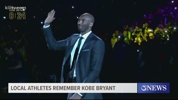 How Kobe Bryant inspired athletes from TAMU-CC