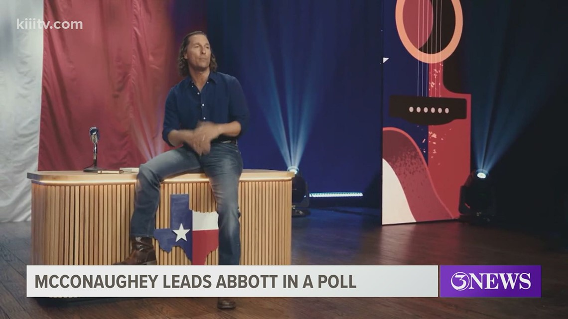 McConaughey is a hit at the box office but could he be the big winner in the race for Texas governor?