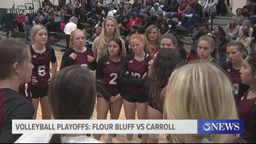 Volleyball Region Quarterfinals - Highlights and Scores - 3Sports
