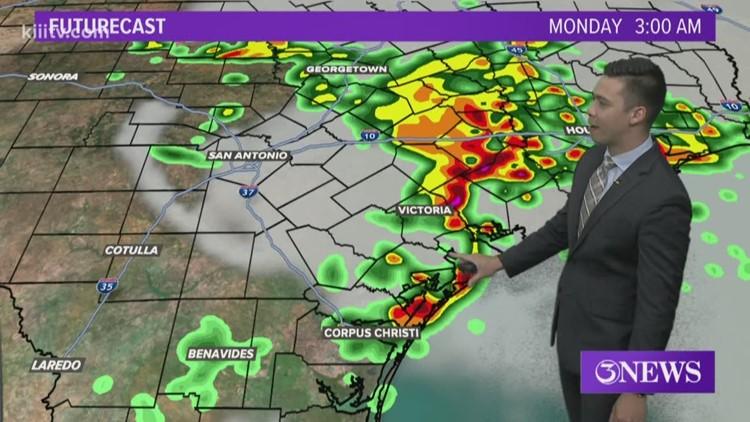 High Heat Index; Stray Morning Rain Showers