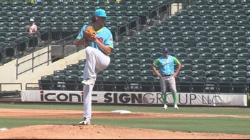 Astros top pitching prospect Forrest Whitley solid in return to Corpus Christi