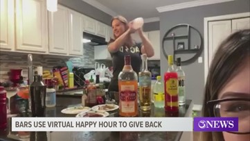 Cassidy's Irish Pub, House of Rock using virtual happy hour to give back