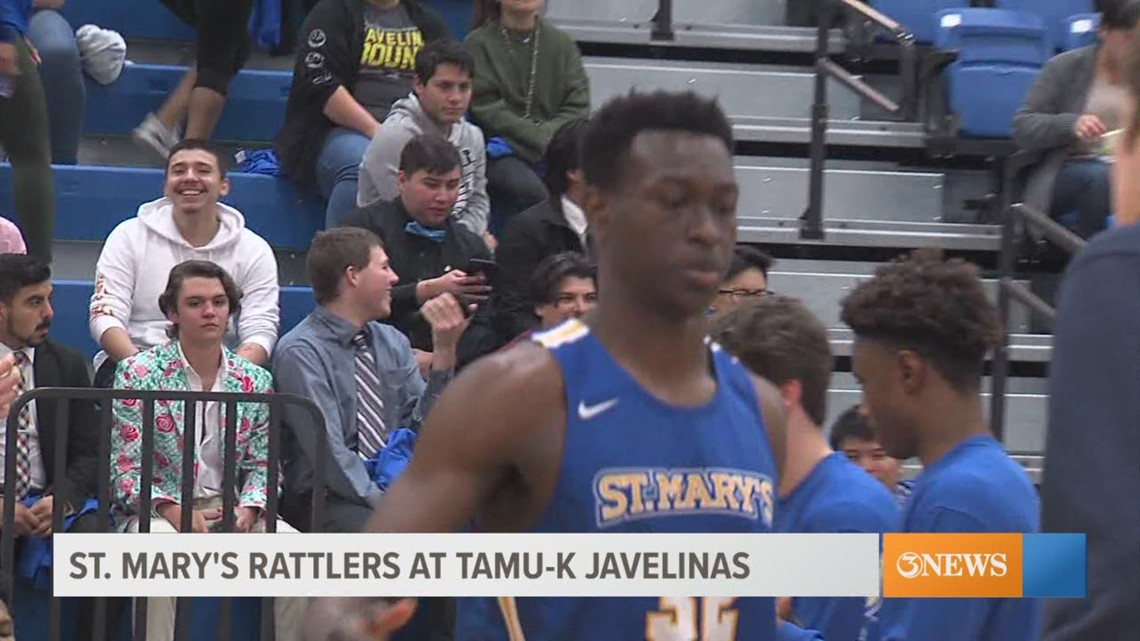 Javelinas men top St. Mary's, women fall - 3Sports