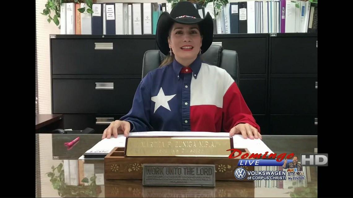 Domingo Live: Martha Zuniga