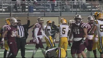Calallen edged by Marshall in State Semis