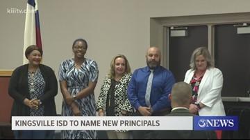 Kingsville ISD names new principals