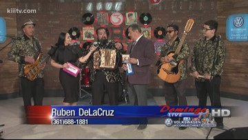 Ruben DeLaCruz Interview