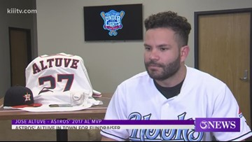 Jose Altuve talks about getting over Astros' World Series loss - 3Sports