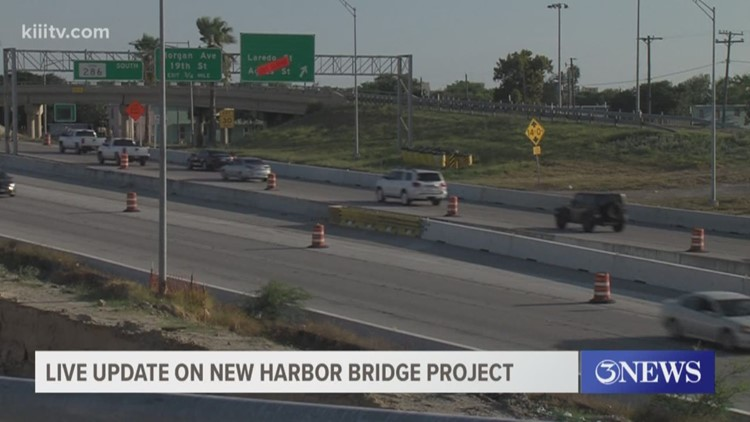 Update given on new Harbor Bridge project