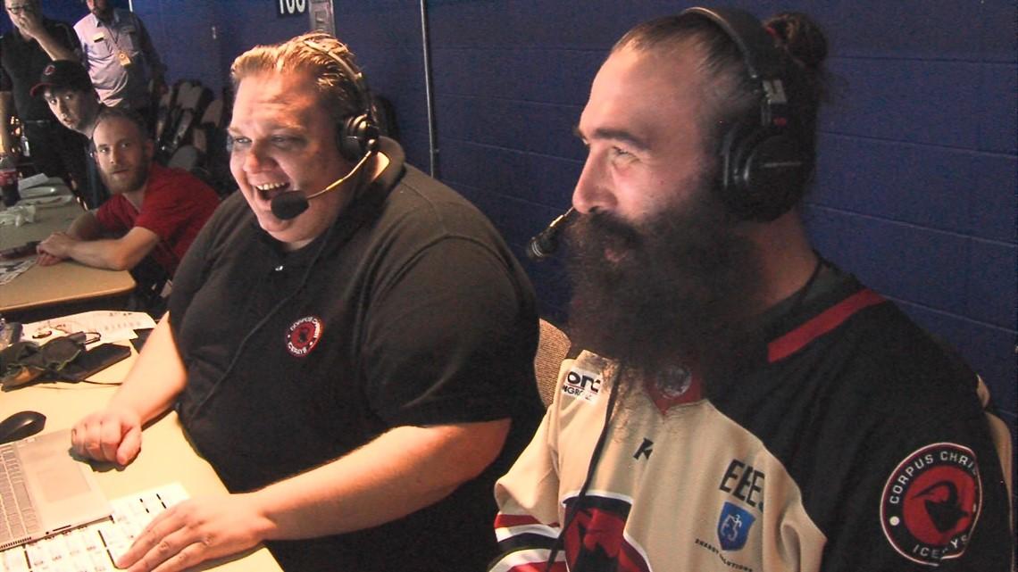 IceRays fall to Mudbugs 5-1 on Pro Wrestling night