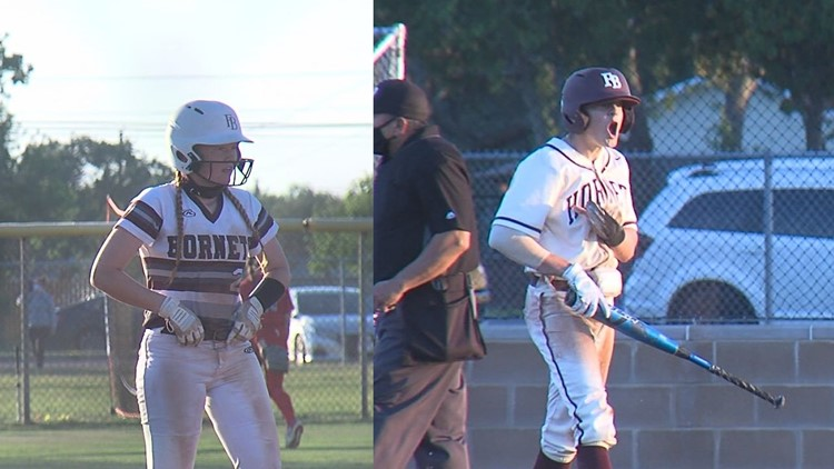 Flour Bluff softball and baseball win big games over Vets, Moody